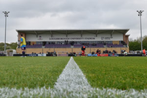 Loughborough University FC stadium